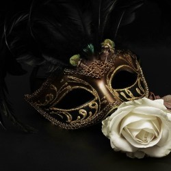 Masquerade Mask wedding