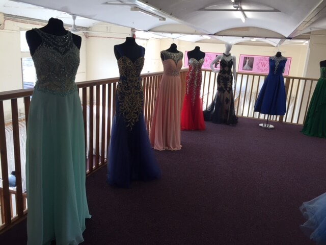Burton Prom Dress Outlet