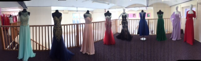 Prom Dresses Newcastle