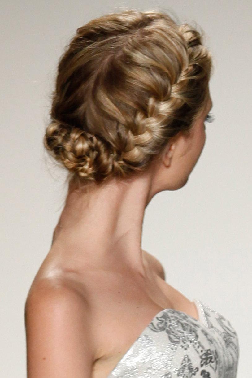 Gorgeous Braided Wedding Hairstyles BridalGuide