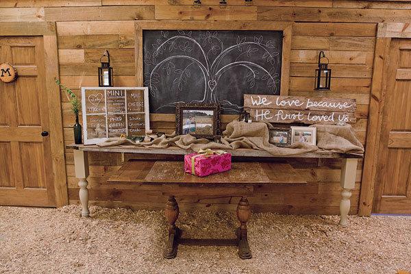 Love, American Style: Barn Weddings BridalGuide