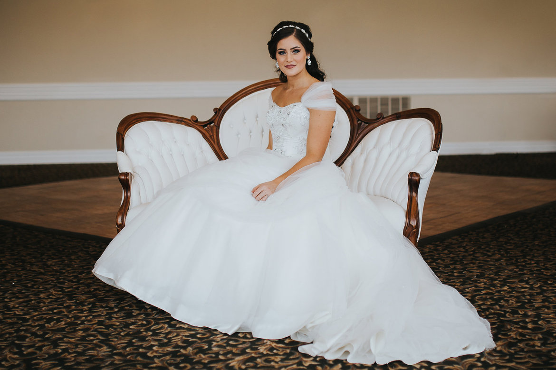 Wedding Inspiration: Beauty & The Beast