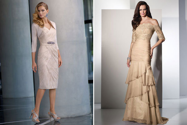 Top Dress Trends For Mothers Of The Brides