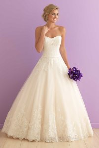 The 25 Most Popular Wedding Gowns of 2015