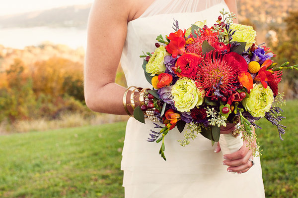 100 Ideas For Fall Weddings