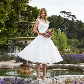Gemma Bridal gown by Romantica