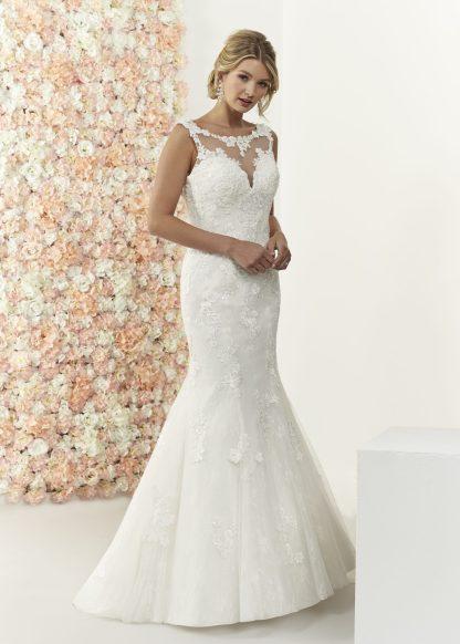 Rachael stunning bridal gown by Romantica