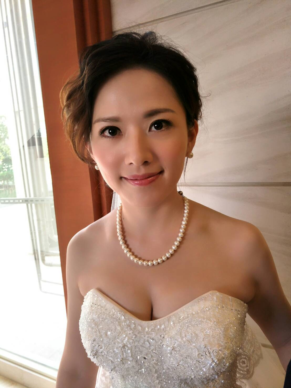 新娘造型分享:新娘秘書千越