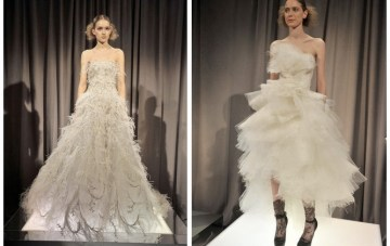 New York Fashion Week Bridal Style Inspiration
