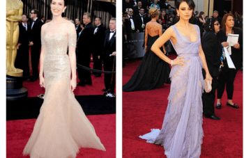 Oscars Red Carpet Bridal Inspiration