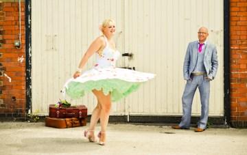 A Dress Twirlingly Fabulous Love Shoot!