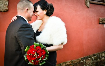 The Runaway Bride {Real Wedding Part 2}
