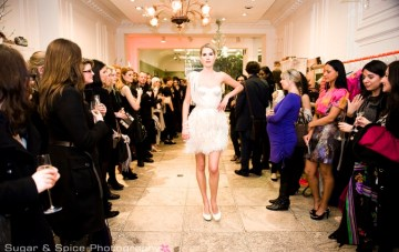 Matthew Williamson Bridal Trunk Show-The Gossip