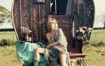 A Beautiful, Alternative, Gypsy Wedding {Inspiration Board}