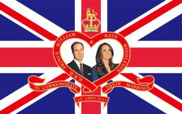 Congratulations to the Happy {Royal} Couple!