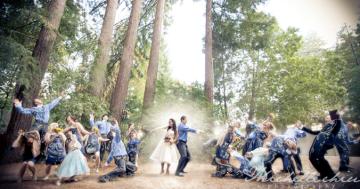 fun wedding | Michelle Chiu Photography