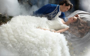 Disney Fairytale Wedding Dresses by Alfred Angelo