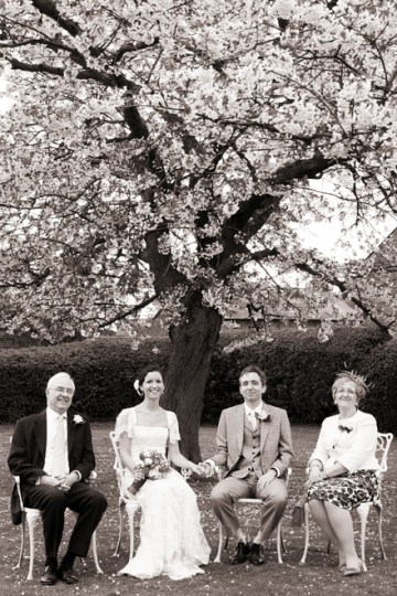 wedding decor vintage typewriter | ben blood photography