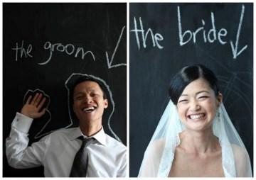 fun bride and groom   sugarlove media