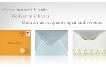 Wedding Geekery: Email Wedding Invitations? Yes Please! {Paperless Post}