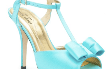 Tuesday Shoesday: Something Blue {Well, Turquoise}
