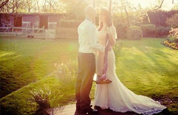 Eclectic Wedding Featuring A Bride in A Floral Crown Part 2