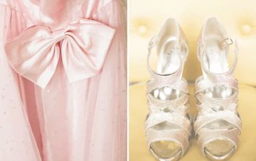 Tuesday Shoesday: Princess Peach's Sparkly Gold Shoes