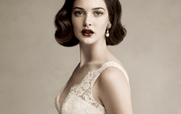 Elegant Wedding Dresses by Anne Barge: Prepare To Swoon