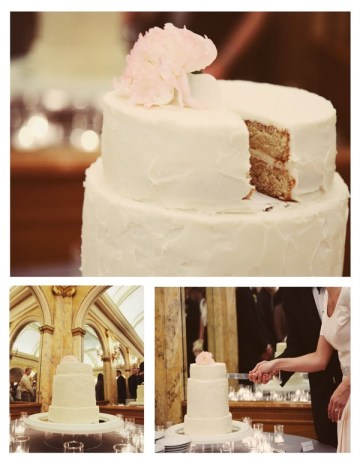 white wedding cake | jessica janae photography