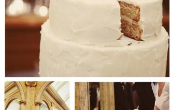 white wedding cake | jessica janae photography