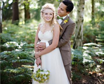 beautiful boho bride and groom   jade alana photography