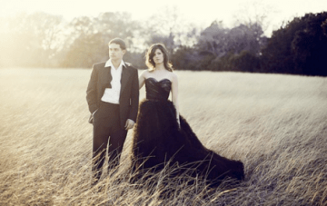 Black Magic: Would You Wear A Black Wedding Dress?