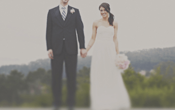 Moss Green, Grey & Pale Pink San Francisco Wedding {Part 2}
