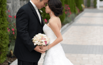 Romantic, Classically Beautiful Chinese Wedding