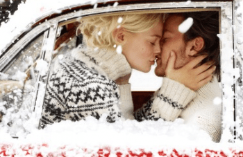 Candy Canes & Snow Kisses Winter Wedding Inspiration