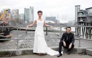Urban Wedding Inspiration Shoot in London