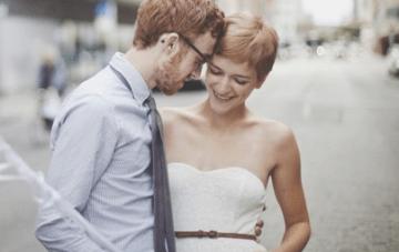 A Blogger's Creative, Eclectically Beautiful, DIY Vintage Wedding