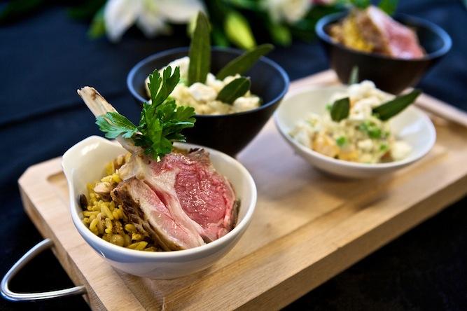 Top 5 Creative & Delicious Wedding Food Trends