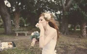 DIY Fairytale Fall Wedding Claire Eliza24