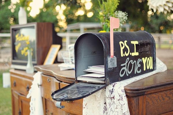 Wedding Mailbox Card Holder Buy Or Diy