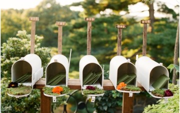 Wedding Mailbox Guestbook Alternative: BUY or DIY?