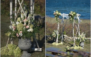 Romantic, Pastel Hued, Beach Chic Wedding | Carla Ten Eyck (37)
