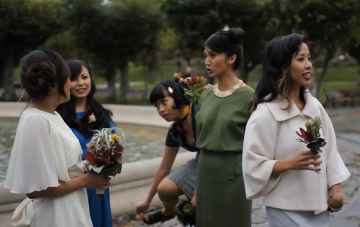 Is This The Coolest Wedding Film Ever?