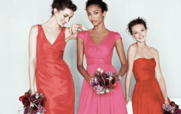 J.Crew Weddings: Chic, Classic Timeless Style