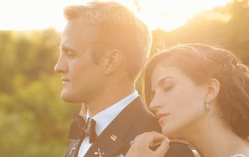 Elegant Military NYC Wedding Film By 15 Minutes Of Frame