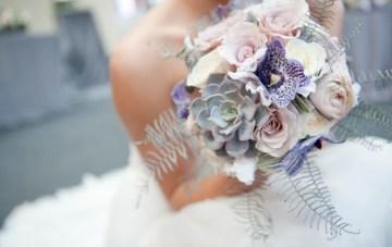 Unique, Urban Eclectic Wedding Inspiration Shoot