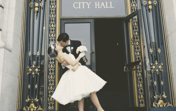 An Ode To San Francisco City Hall + A Stunning Wedding Film