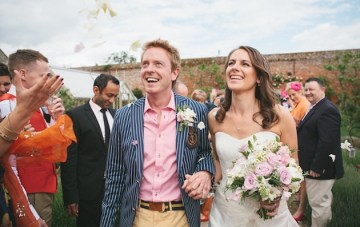 Eccentric, Walled Garden Tea Party Wedding Film By Simon Clarke Films