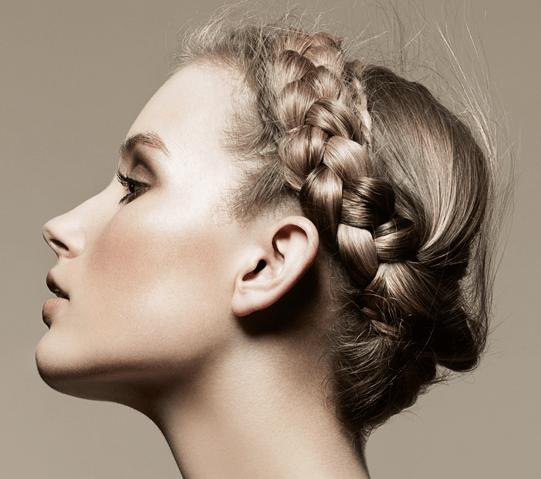 Wedding Hairstyles For Long Hair 2012: Braided Crown / Halo Braid Tutorials For Brides
