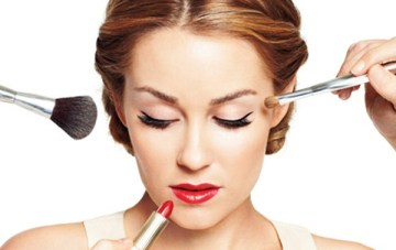 Bridal Make Up ~ Lessons In Colour: Eyes and Lips